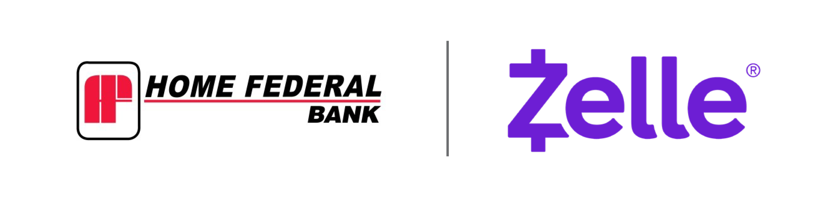 Home Federal Bank and Zelle