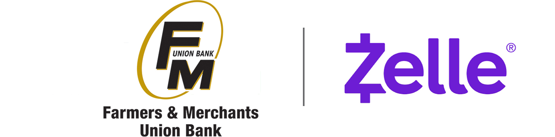 Farmers & Merchants Union Bank and Zelle