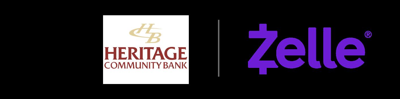 Heritage Community Bank and Zelle